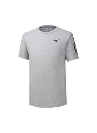Mizuno Heritage Tee 1 T-Shirt Gri